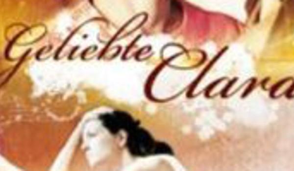 Ausschnitt aus dem Cover von Geliebte Clara
